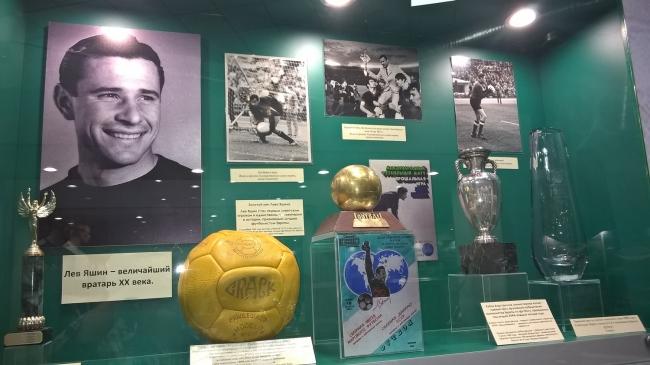 «Золотой мяч» легендарного вратаря Льва Яшина покажут на выставке в Нижнем Новгороде