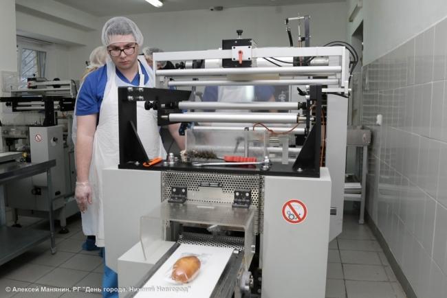 Image for В буфетах нижегородских школ в январе появятся венские вафли от ЕЦМЗ