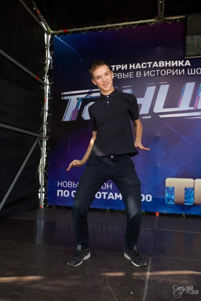 Image for Нижний Новгород танцевал 13 часов подряд