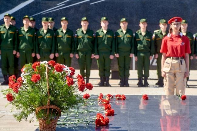Image for Проводы призывников на службу в Президентский полк прошли в Нижнем