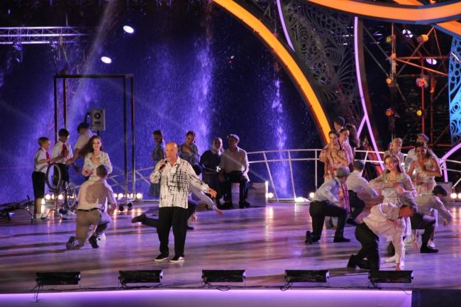 Image for Фоторепортаж: как прошло гала-шоу в честь 800-летия Нижнего Новгорода