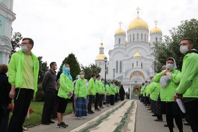 Image for В Дивееве начались празднования в честь Серафима Саровского