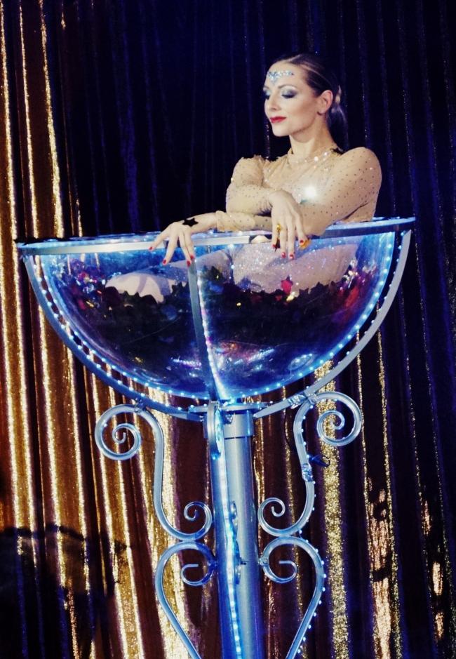 "Image for Шоу Гии Эрадзе ""Бурлеск"": Фоторепортаж"