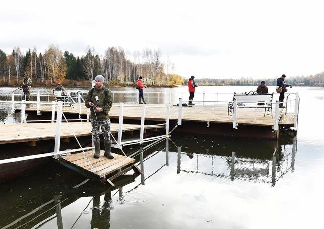 Image for Открытый кубок АО «АПЗ» по рыбной ловле прошел в пансионате «Морозовский»