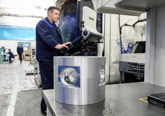Image for На АПЗ изготовили несколько образцов нового изделия спецназначения БРП-18