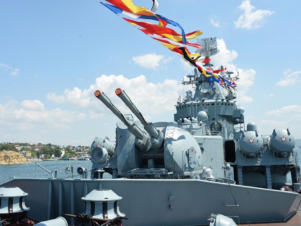 Image for Шесть арзамасцев отправились служить на Черноморский флот