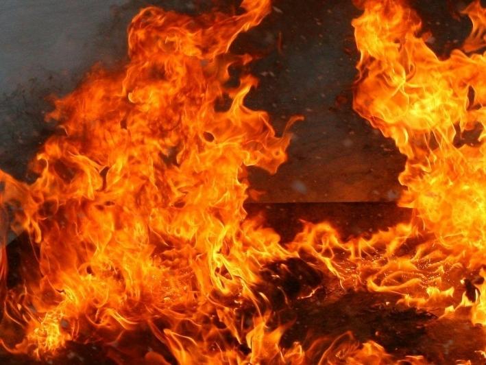Image for Нижегородец погиб в огне из-за непотушенной сигареты