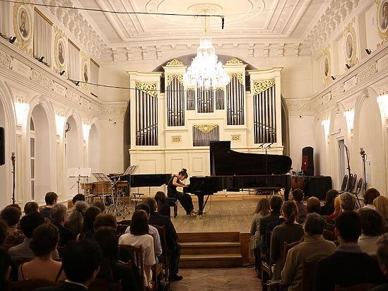 Image for Концерт учеников заслуженного деятеля искусств РФ В. Г. Старынина