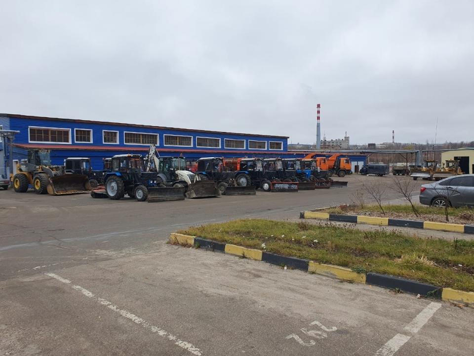 Дорожные службы Нижегородской области отчитались о готовности к зиме