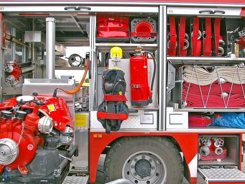Новая пожарная техника появилась в аэропорту «Стригино» Нижнего Новгорода