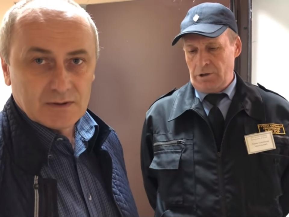 Image for В Выксе директор «Водоканала» заявил о захвате предприятия