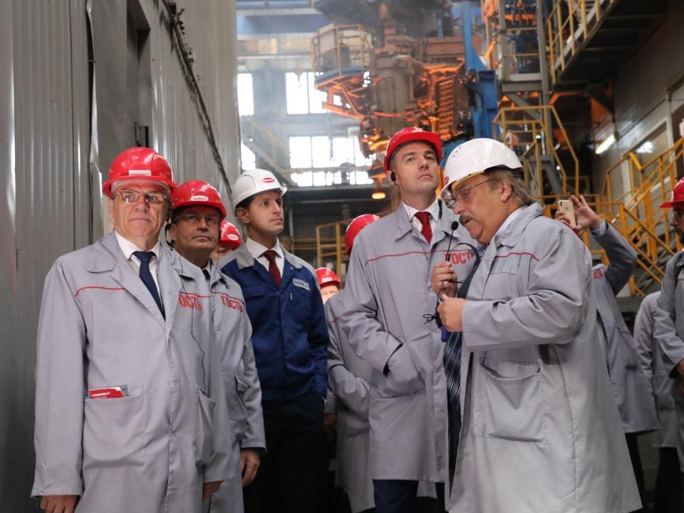 Почти 150 рабочих мест появилось на производстве порошковой металлургии в Кулебаках