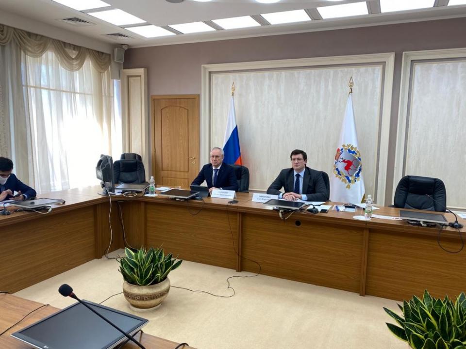 Image for Никитин выступил с предложениями о расширении мер поддержки российского автопрома
