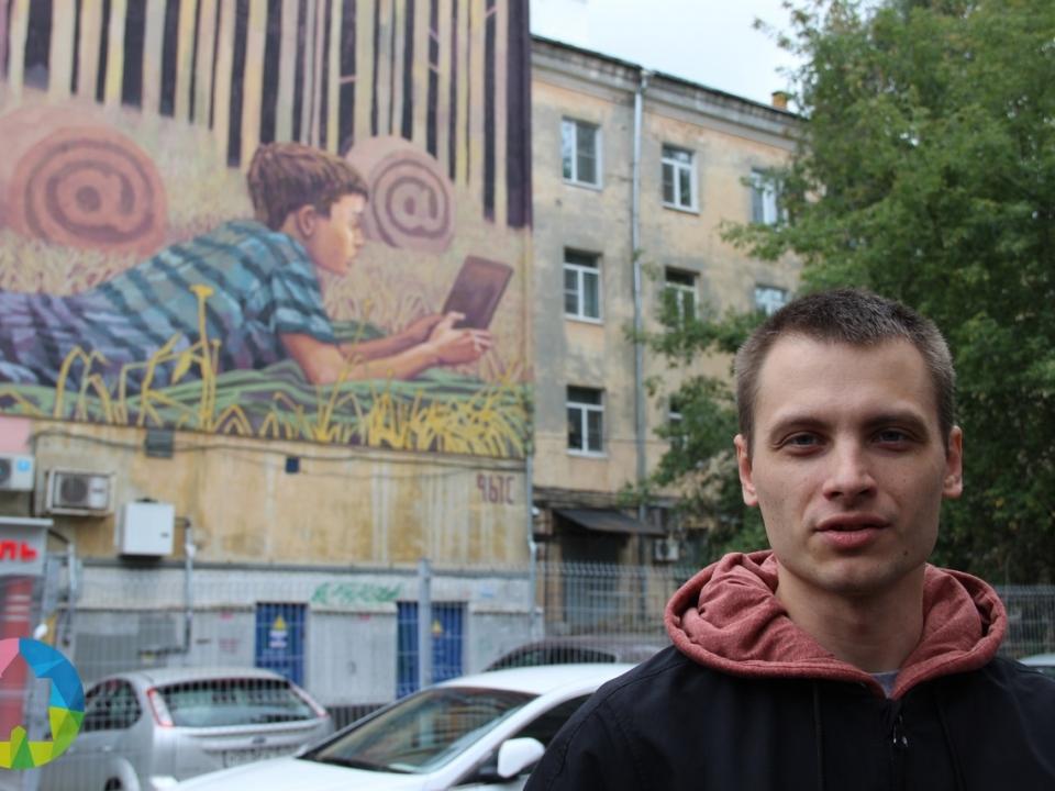 Image for Охота на стрит-арт: какие работы появились в Нижнем после фестиваля