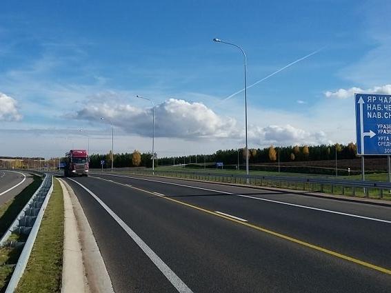 Image for В Кстовском районе погиб пешеход, попав под фуру и две легковушки