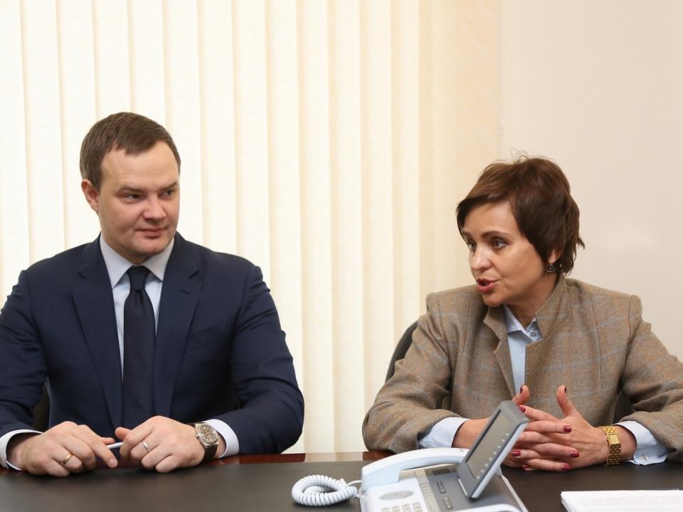 Image for Глеб Никитин обозначил основные приоритеты градостроительной деятельности Нижегородской области