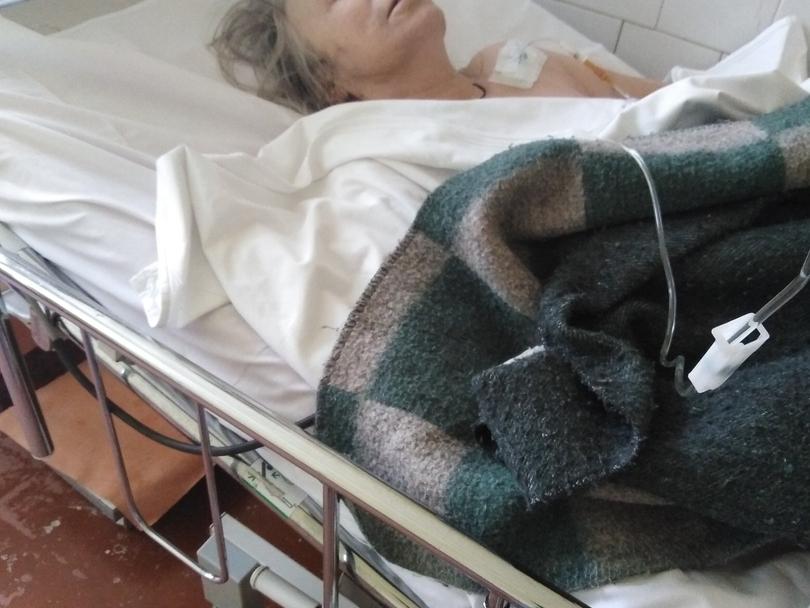 Image for Пожилая нижегородка, которую выгнали из дома на улицу, умирает в одиночестве