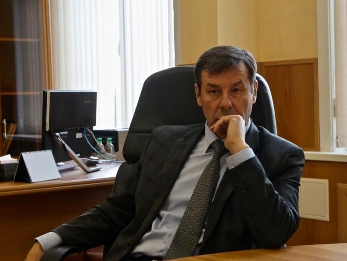 Image for Николай Бармин представлен в должности и.о. ректора НГСХА