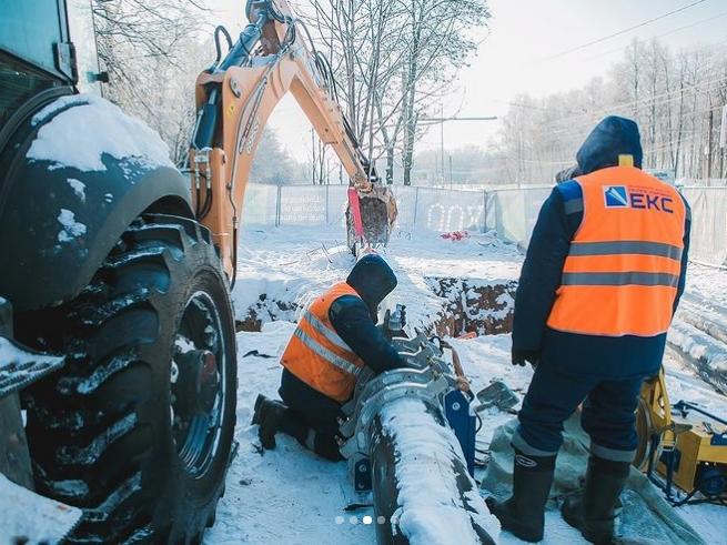 Image for Проспект Гагарина частично перекроют для прокладки сетей в «Швейцарии»