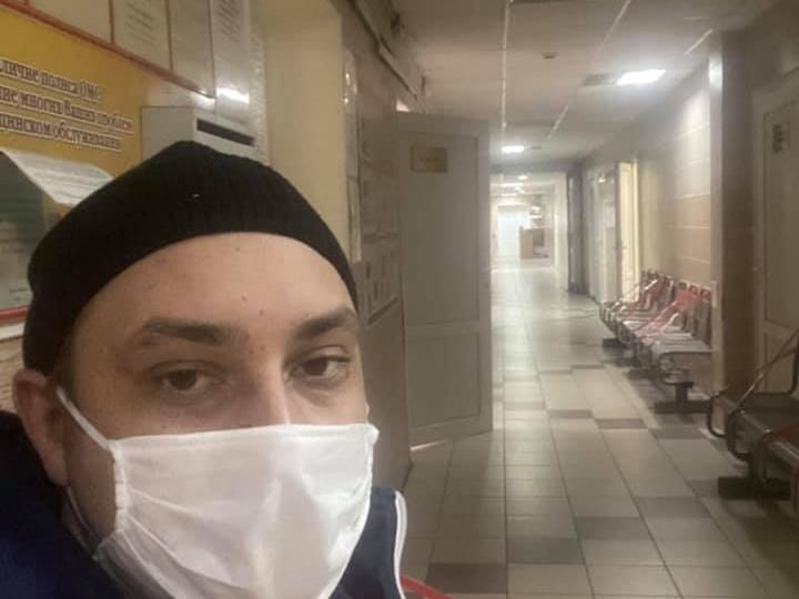Image for Нижегородец рассказал о лечении от коронавируса