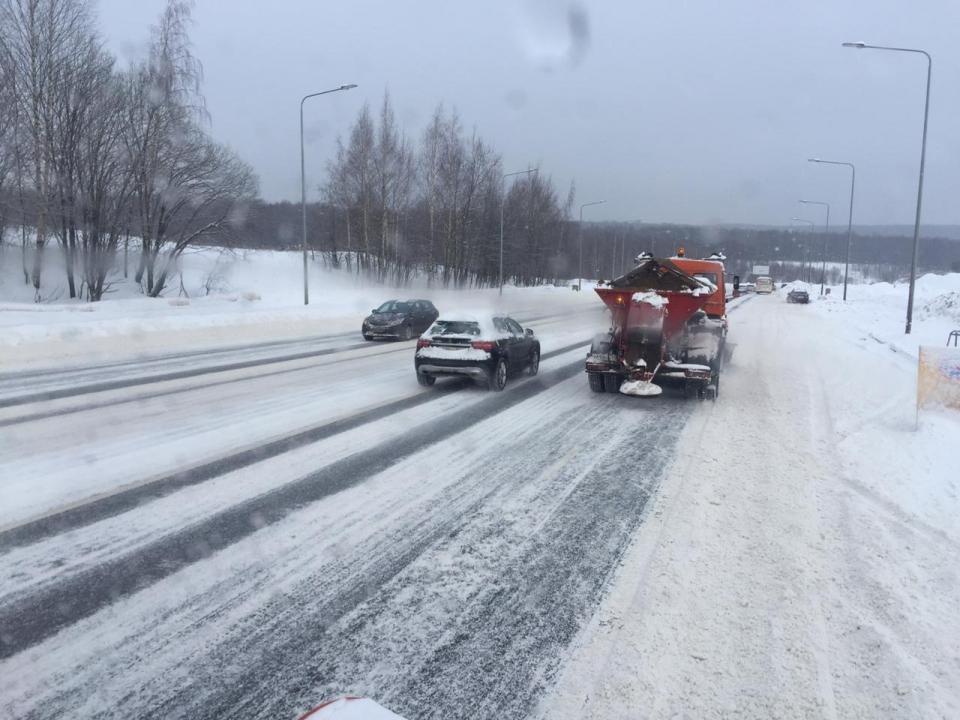 Image for Дуки отчитались об уборке снега в Нижнем Новгороде