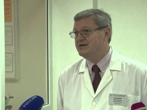 Image for Главврач Нижегородского центра крови пополнил список погибших от COVID врачей
