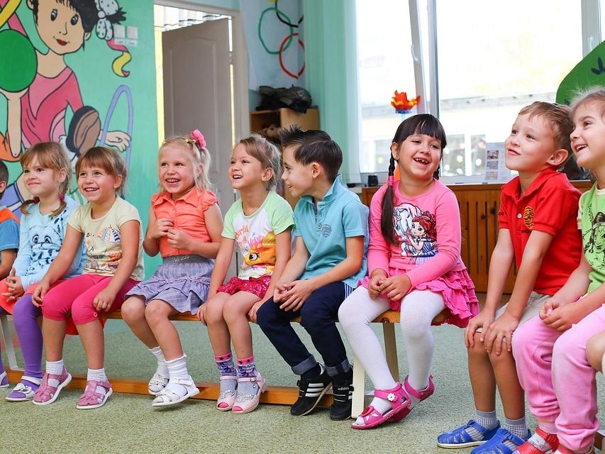 Image for Новый детский сад построили в ЖК «Цветы»