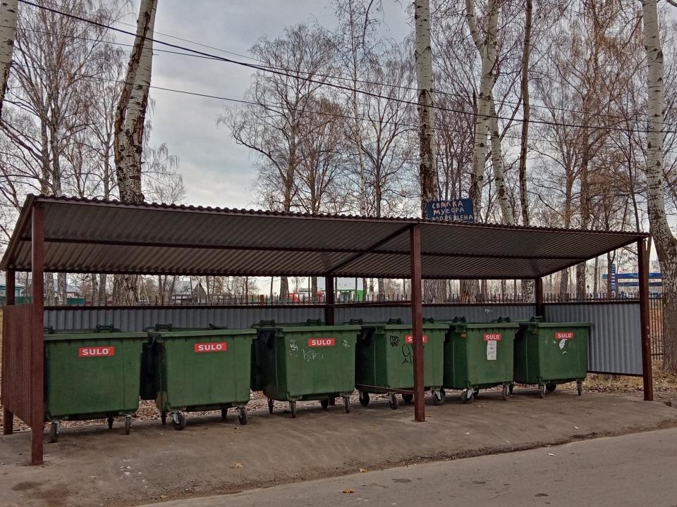 Image for 49 контейнерных площадок обустроят на Автозаводе за 3,5 млн рублей