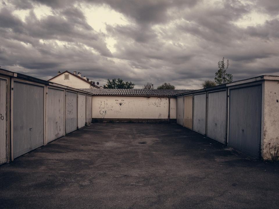 Image for Нижегородец украл металлический гараж и сдал его на металлолом