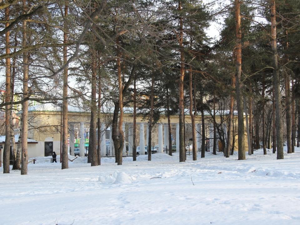 Image for Нижегородцы приняли участие в экспедиции-обсуждении судьбы парка «Швейцария»