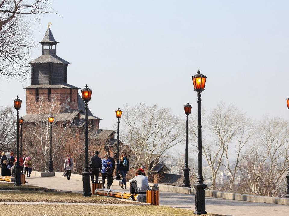 Image for Нижний Новгород вошёл в топ-5 городов России для празднования 8 марта