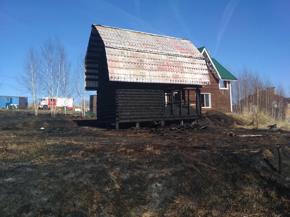 Image for В Нижегородской области зафиксирован первый случай гибели от сжигания травы