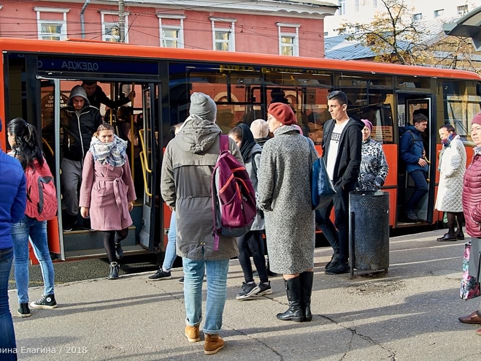 Image for Два автобуса были арестованы за нарушения правил безопасности в Нижегородской области