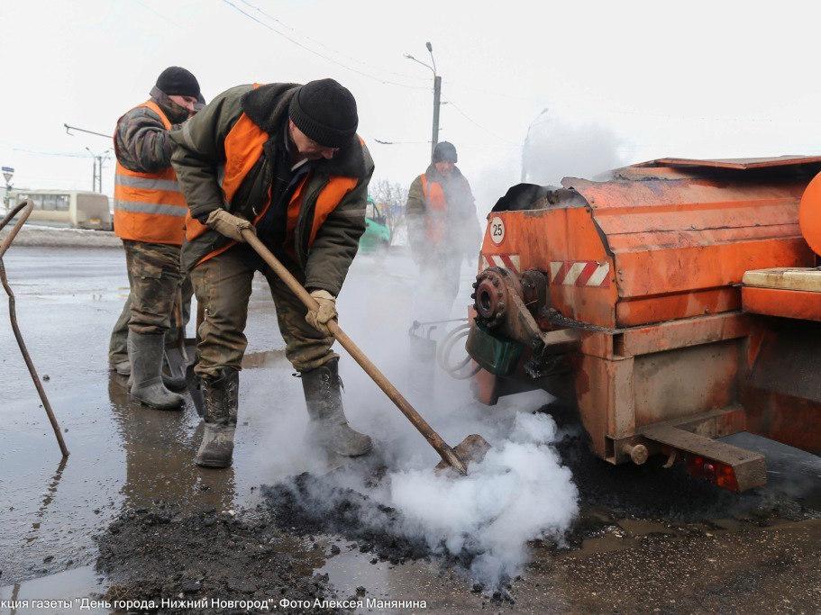 Стало известно, какие дороги и объекты Нижегородского района отремонтируют в 2021 году