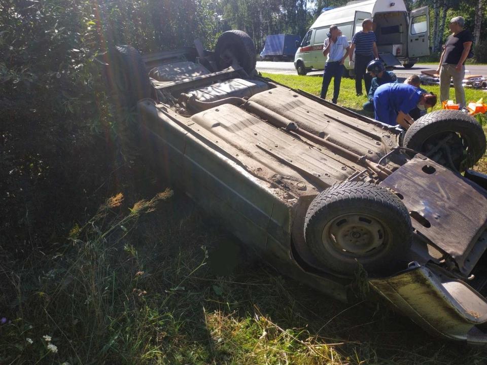 Image for Пассажир погиб по вине пьяного водителя в Борском районе