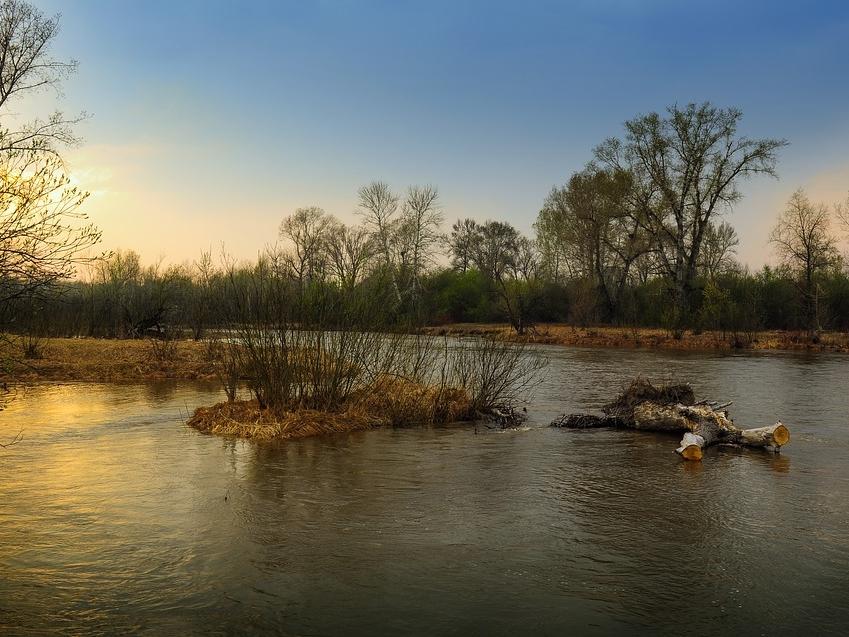 Image for Вскрытие Оки в Нижегородской области ожидается в начале апреля