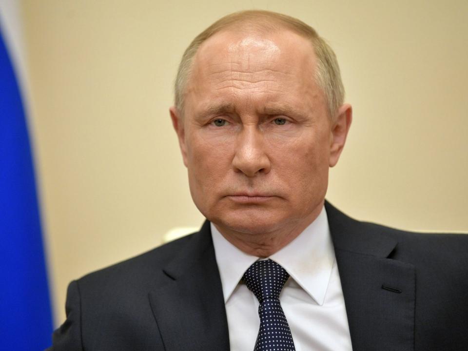 Image for Владимир Путин проведет собрание с главами регионов