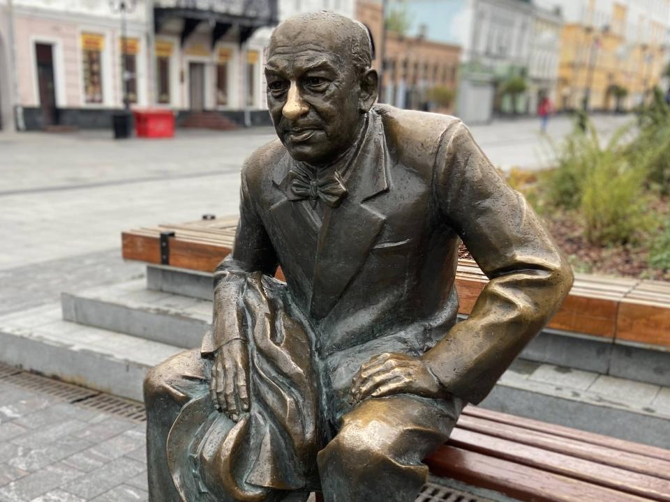 Image for Пять адресов Нижнего Новгорода, связанных с Евгением Евстигнеевым