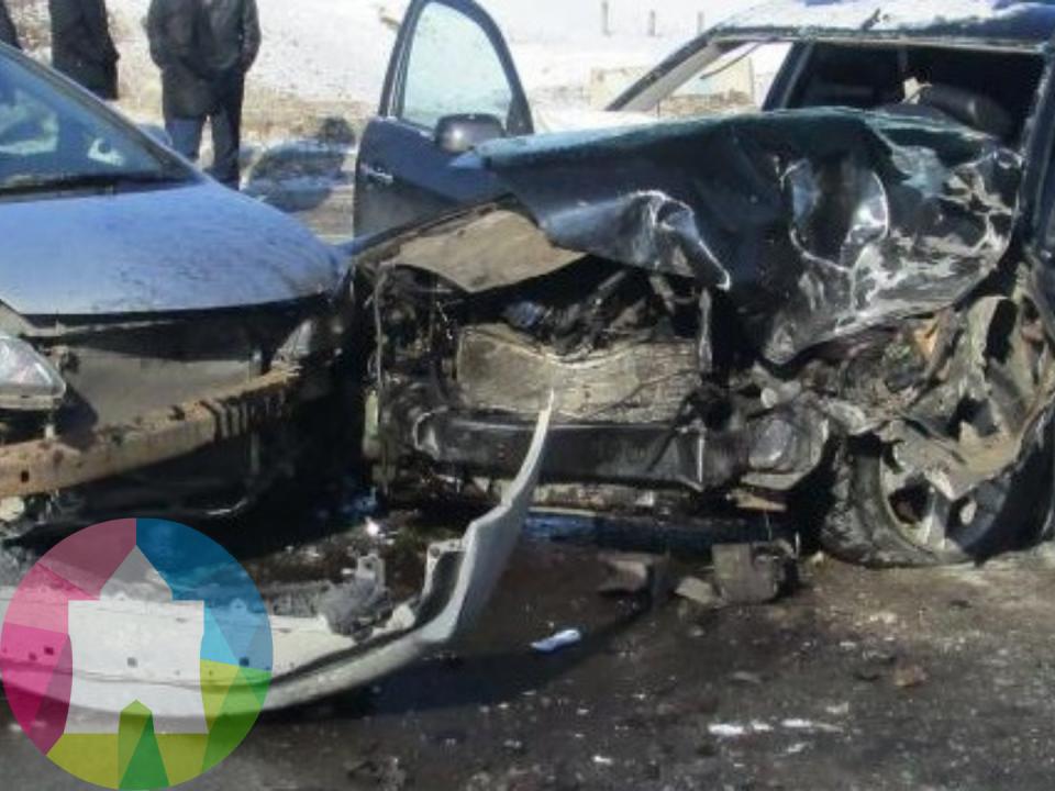 Момент массового смертельного ДТП на Автозаводе попал на видео