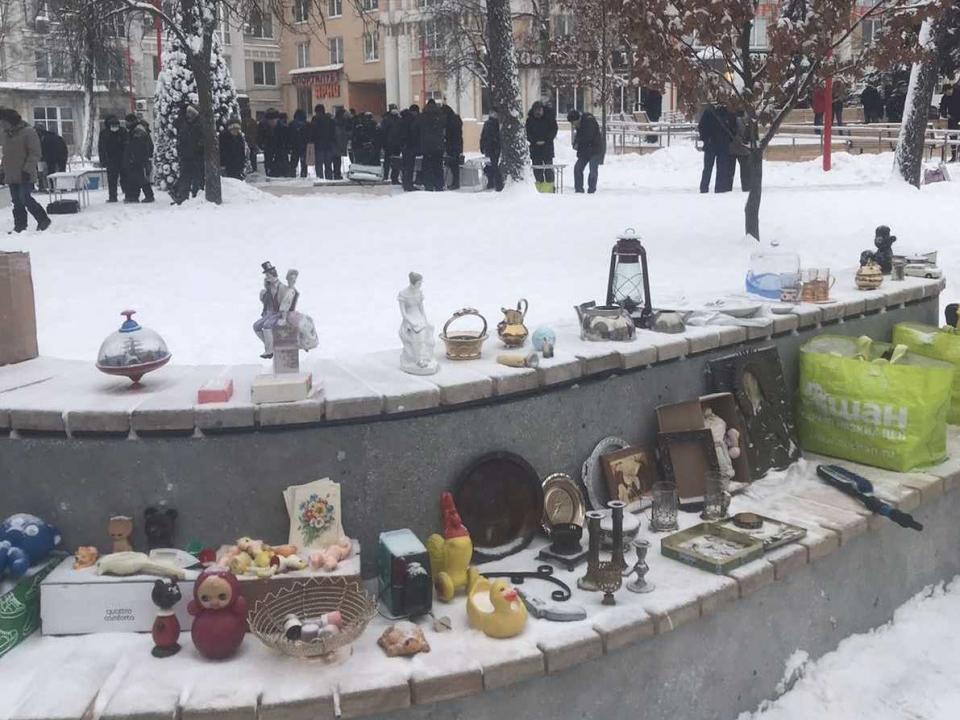 Image for Блошиный рынок вновь заработал в центре Нижнего Новгорода