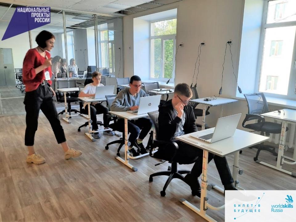 Image for Почти 3,5 нижегородских школьников присоединились к проекту